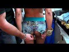 Nadia Lopez - Hottie in Briefs