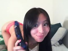 Asian girl masturbating part 29