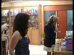 Woman-Woman Scene From:  Marta in Oporto Sex Shop. (HQ-PT)