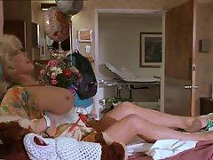 Mamie Van Doren Slackers full scene