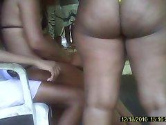 Brazilian Thong Booty