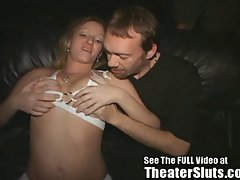 Hailey Is A Seriously No Holes Barred Theater Slut MILF