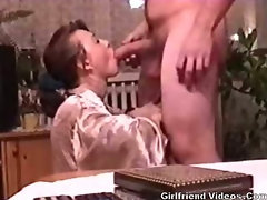 My Wife Sucking Me Off