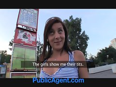 PublicAgent My old friend enjoys my big dick