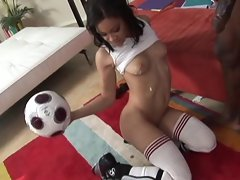 Jayla Starr is an athlete that loves to take dick for a sport