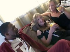 Jordan Nevaeh takes it to the limit with her dirty ass friend