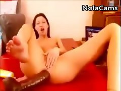Large Toys Anal Sex Hot Gaping Ass