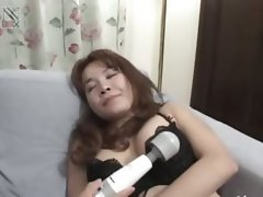 Asian sex from Tokyo in a hotel home
