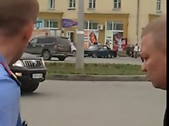 Sensual russian police 666