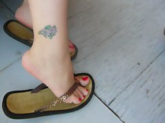 nice looking feet