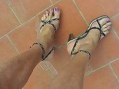 Shynthiah Heels Old Shoes