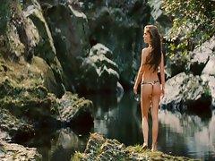 Natalie Portman Your Highness (Thong Shot Slow Motion)