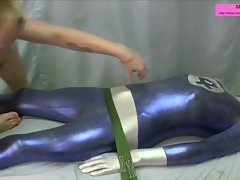 Mr Fantastic&amp,#039,s Stretchy Balls cbt foot worship superhero