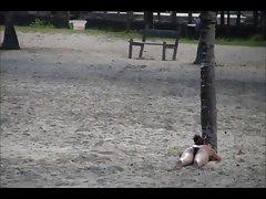 Beach Candid NN Ass 01