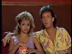 Regine Bardot - Hot Puppets in the Cinema 1986