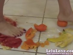 Lelu Love-Cock Balls Food Crushing 1of3