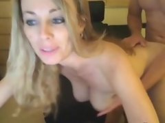 Hot White Jizz Facial HD
