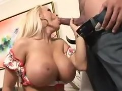 Holly Halston gets fucked by young stud