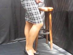 Upskirts Pantyhose Stockings X24