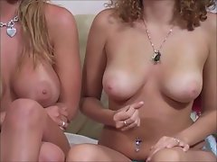 JOI - Megan Jones and Friend Give You Jerk Off Instructions