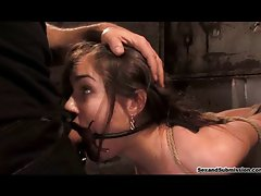 Sasha in basement fuck