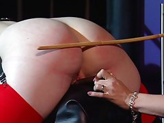 Girl needs some discipline