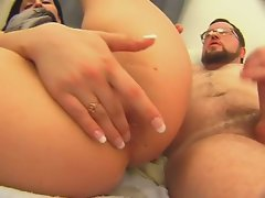 Daddy Painter, Daughter Whore - Anal S88
