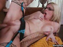 Angela attison takes her nice twat to fuck some big tits