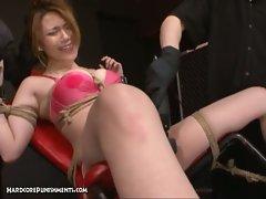 Extreme uncensored japanese bdsm sex
