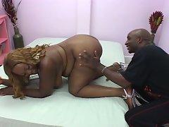 Big beautiful black women need cock too