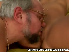 Linda Ray gets laid by old man