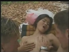 Outdoor Thai Girl Penetrate