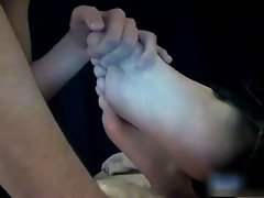 Toe-Fucked for the Very First Time gay porno