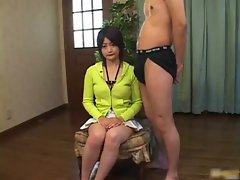 Horny slut Yuran Suzuka gives an amazing