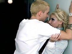 Gina Lynn - pornstar tribute - Gina Lynn sperm swallowing queen
