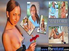 Hot Sexy Amateur Teen Masturbating clip-03