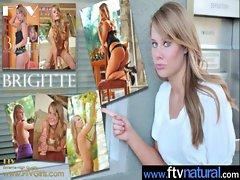 Hot Sexy Amateur Teen Masturbating clip-30