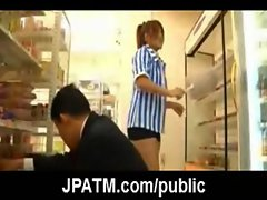 Sex in Public - Japanese Young Teens Fuck Outdoor 01