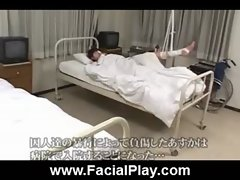 Cute Japanese Babes Nasty Facial Cumshots  10