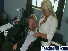In Class Students And Teachers Get Hard Fuck clip-15