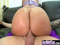 Oiled Big Butts Girls Get Anal Nailed clip-19