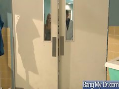 In Doctor Office Horny Girls Get Banged clip-12