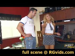 Beautifull blonde Natalia Robles fucking hard!!! Full scene at www.RGvids.com