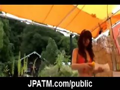 Sex in Public - Japanese Young Teens Fuck Outdoor 14