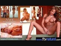 Sexy Amateur Teen Masturbate On Cam video-24