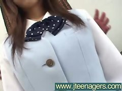 Teens Girls Japanese Get Nailed Hard video-15