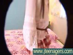 Teens Girls Japanese Get Nailed Hard video-17