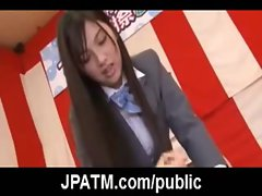 Sex in Public - Japanese Young Teens Fuck Outdoor 13