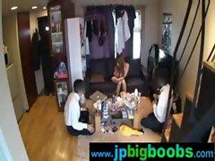Big Tits Japan Girls Get Nailed Hard video-32