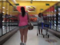 Walmart filthy bitch naughty bum